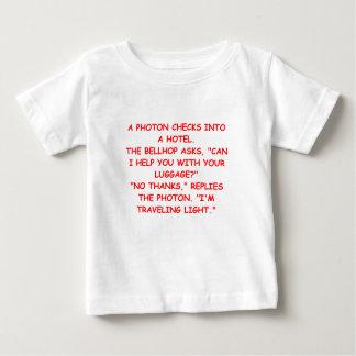 light joke shirt