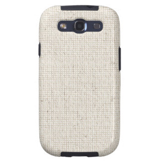 Light Linen Background Samsung Case