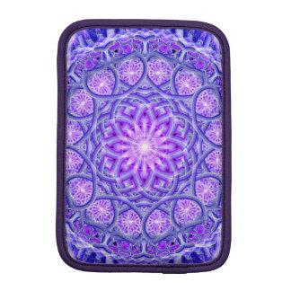Light Lotus Mandala iPad Mini Sleeves