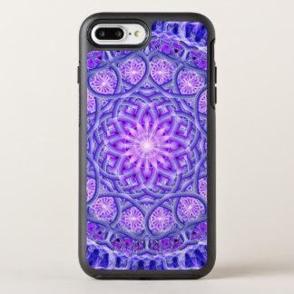 Light Lotus Mandala OtterBox Symmetry iPhone 7 Plus Case