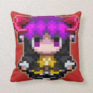 Light Master Capricorn Throw Pillow