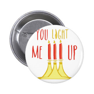 Light Me Up 2 Inch Round Button