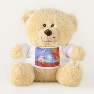 Light of Hope Name Teddy Bear