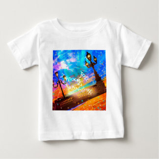 Light of joy and amour baby T-Shirt