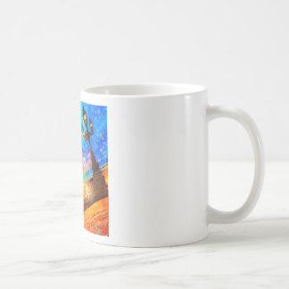Light of joy and amour coffee mug