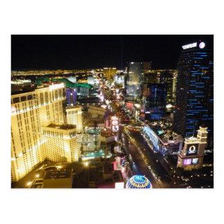 Light of Las Vegas Postcard