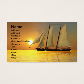LIGHT OF LIFE BUSINESS CARD