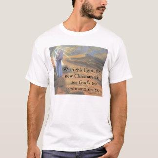 Light of the Ten Commandments T-Shirt
