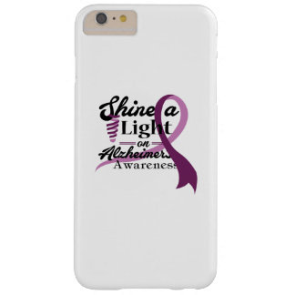 Light On Alzheimer's Awareness Support Gift Barely There iPhone 6 Plus Case