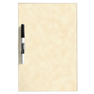 Light Parchment Texture Background Dry-Erase Board