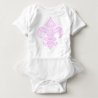 LIGHT.PINK BABY BODYSUIT