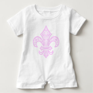 LIGHT.PINK BABY ROMPER