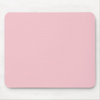 Light Pink Colour Mouse Pad
