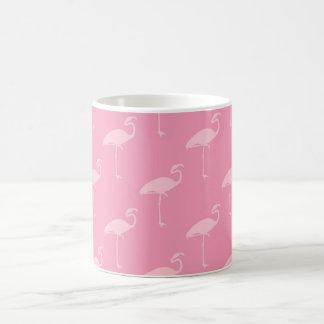 Light Pink Flamingo Tropical Flamingos Coffee Mug