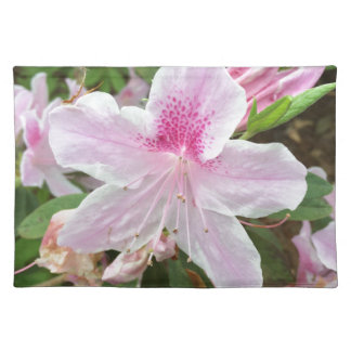 Light Pink Flower Placemat