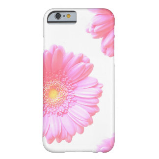 Light pink gerbera daisy barely there iPhone 6 case