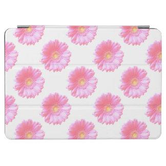 Light pink gerbera daisy iPad air cover