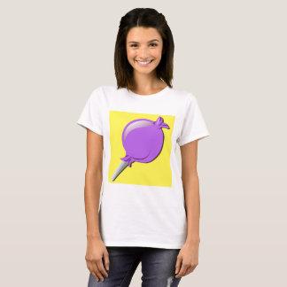 Light Purp Gossip Lolly by Life Simplicidad T-Shirt