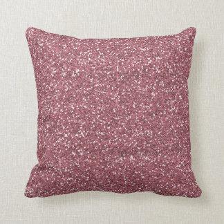 Light Purple Glitter Pillow