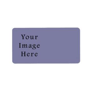 Light Purple Haze Color Trend Blank Template