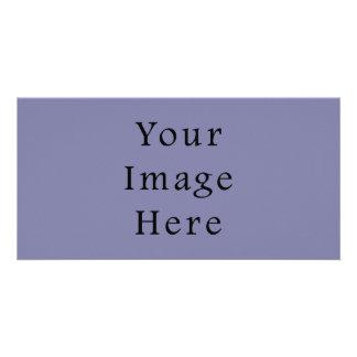 Light Purple Haze Color Trend Blank Template Photo Cards