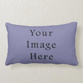 Light Purple Haze Color Trend Blank Template Throw Pillow