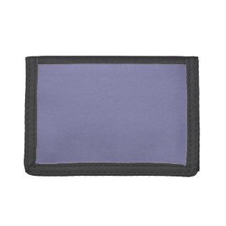 Light Purple Haze Color Trend Blank Template Tri-fold Wallet