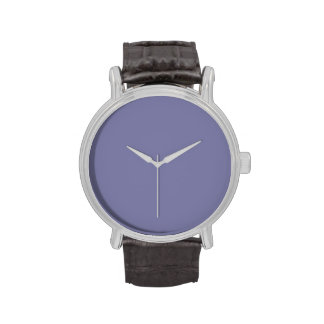 Light Purple Haze Color Trend Blank Template Watches
