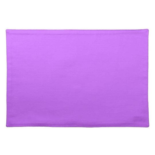 Light Purple Lavender Lilac Soft Purple Colour Placemat  cc187e346