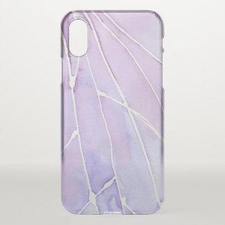 Light Purple Marble Break Case