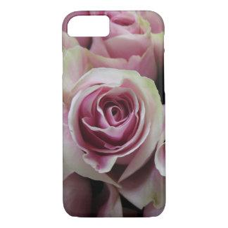 Light Purple Rose iPhone 8 Case