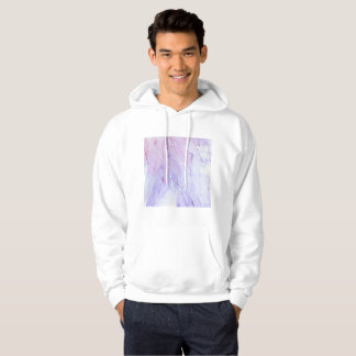 Light Purple Watercolour Hoodie