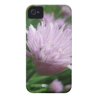 Light Purple Wildflower iPhone 4 Case
