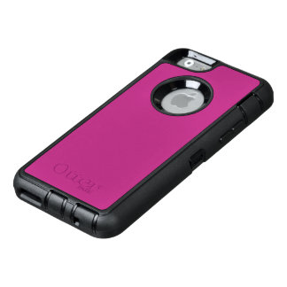 Light Raspberry Solid Color OtterBox iPhone 6/6s Case
