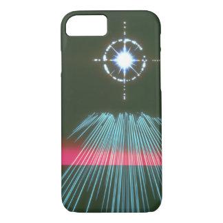 Light rushing Star. (light;star_Space Scenes iPhone 7 Case