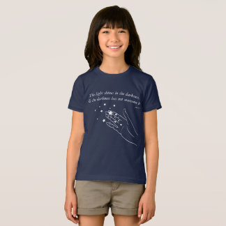 Light Shines in the Darkness - T-Shirt