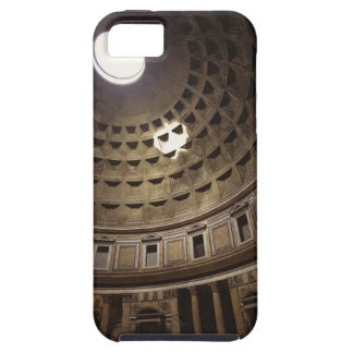 Light shining through oculus in The Pantheon in Case For The iPhone 5