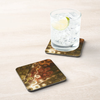Light Show Beverage Coasters