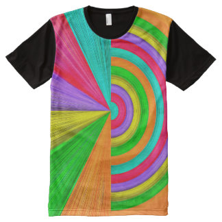 Light Speed All-Over-Print T-Shirt
