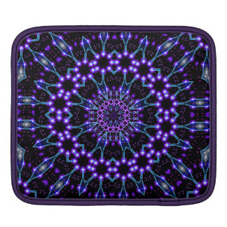 Light Structures Mandala Sleeve For iPads