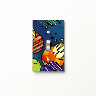 light switch cover - Discovery planetary