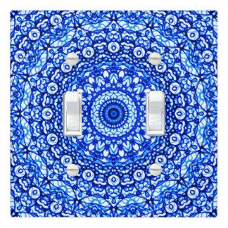 Light Switch Cover Mandala Mehndi Style G403