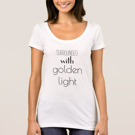 light Tee shirt