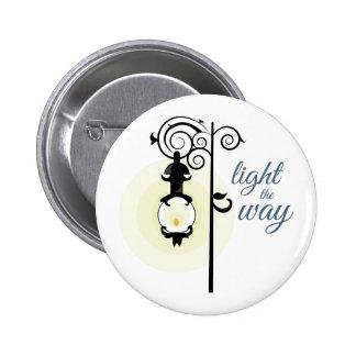 Light the Way Pin