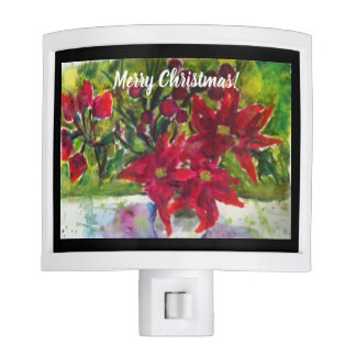 Light the way for your cherished Holiday guests! Night Light