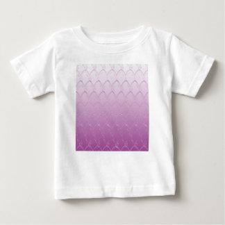 Light to Dark Purple Scales Baby T-Shirt