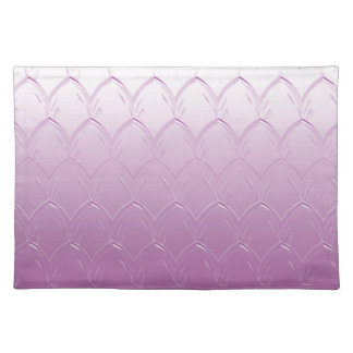 Light to Dark Purple Scales Placemat