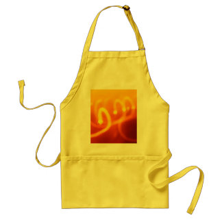Light trails abstract Apron
