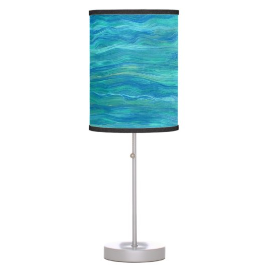 Light Up Spring Table Lamp