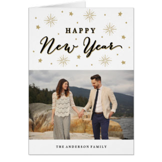 Light Up the Sky | Holiday Photo Greeting Card